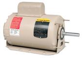 BALDOR CHC3417A 1/3 HP 1100 RPM TEAO 1 PH HVAC MOTOR