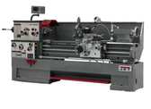 """Jet 321576 16"""" Swing 60"""" Centers With ACU-RITE 200S DRO, Taper Attachment & Collet Closer"""