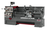 """Jet 321568 22"""" Swing 80"""" Centers with ACU-RITE 200S DRO, Taper Attachment and Collet Closer"""