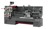 """Jet 321579 22"""" Swing 80"""" Centers with Newall DP700 DRO, Collet Closer and Taper Attachment"""
