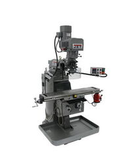 JET 690601 JTM-1050EVS2 Mill With X-Axis Powerfeed