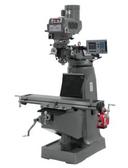 JET 690107 JTM-4VS Mill, 3 Ph, ACU-RITE 200S DRO and X-Axis Powerfeed