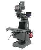 JET 690087 JTM-4VS Mill, 3 Ph, Newall DP700 DRO and X-Axis Powerfeed