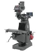JET 690179 JTM-4VS-1 Mill, 1Ph, ACU-RITE 200S DRO and X-Axis Powerfeed