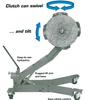Kiene CC 2000 Clutch Caddy