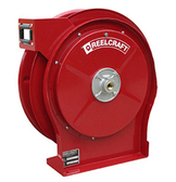 Reelcraft A5806 OLP Premium Duty Spring Retractable Hose Reel