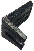 """Baldor G6AP1008A01SP Tool Rest For 6"""" And 7"""" Grinders, Cast Iron"""