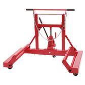 Sunex 1500 lb Hydraulic Wheel Dolly