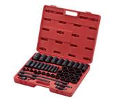 Sunex 2568 SAE Master Impact Socket Set
