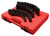 Sunex Metric Master Impact Socket Set