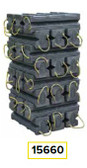 AME 15660 Super Stacker Cribbing Blocks Kit