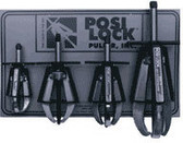 Posi Lock PM4L 3 Jaw 50 Ton Manual Puller Set