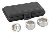 OTC 6784 3 pc. Euro/GM Oil Socket Kit