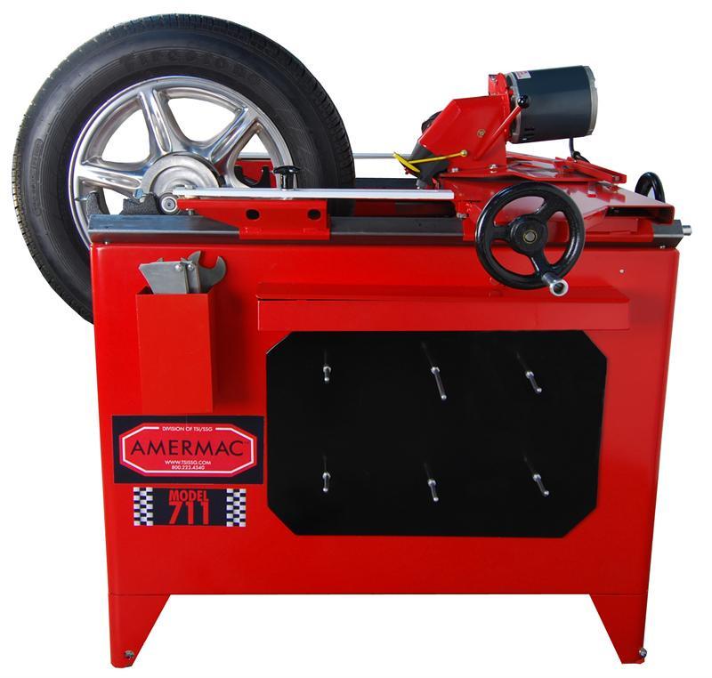 tire truer machine