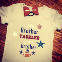 Little Sister Football Shirt
