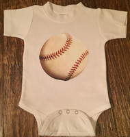 Baseball Onesie and ToddlerTees