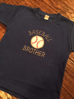 Baseball Brother Tee