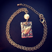 Artisan Protect This Player Football Necklace