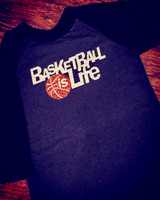 Basketball Is Life Tee