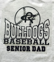 Royse City Bulldog Baseball Dad