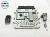 RANGE ROVER L322 ECU LOCK SET-3 KEY CYLINDER ENGINE COMPUTER W/O SUPERCHARGER