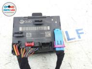 AUDI Q5 QUATTRO FRONT LEFT DOOR CONTROL MODULE COMPUTER OEM