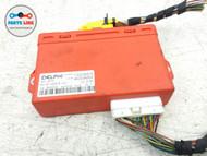 MASERATI QUATTROPORTE M139 AC A/C AIR VENT CONTROL MODULE COMPUTER AMPLIFIER