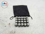 RANGE ROVER EVOQUE LUG NUTS SET-20 WHEEL BOLT OEM