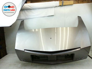 CADILLAC XLR TRUNK LID COVER LIFT GATE ASSEMBLY REAR SHALE METALLIC