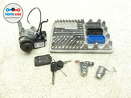 CHEVY SILVERADO 1500 ECU LOCKS SET W/ STEERING WHEEL COLUMN IGNITION AND KEY OEM