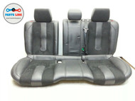 RANGE ROVER EVOQUE REAR SEATS SET SEAT WITH HEADRESTS BLACK OEM