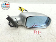 MASERATI QUATTROPORTE M139 RIGHT PASSENGER SIDE EXTERIOR DOOR MIRROR SILVER OEM