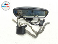 MASERATI QUATTROPORTE M139 REAR VIEW MIRROR REARVIEW AUTO OEM