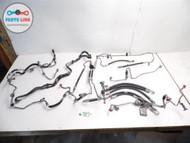 09-12 BMW LWB 750LI 750 POWER STEERING LINE LINES SET ACTIVE DYNAMIC OE 4.4L