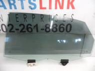 03 04 AUDI A8 A8L QUATTRO DOOR GLASS WINDOW REAR LEFT W/O DUAL PANE OE TINT