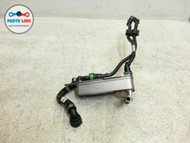 BMW 430I 430 I F33 GEARBOX STEERING GEAR RACK PUMP OIL COOLER LINE ASSEMBLY OEM