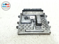 JAGUAR XK ECU ENGINE MOTOR MODULE COMPUTER CONTROL UNIT 5.0L OEM W/O SUPERCHARGE