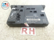 MERCEDES R230 AMG SL55 RIGHT PASSENGER DOOR SEAT CONTROL MODULE OEM