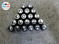 RANGE ROVER EVOQUE LUG NUT NUTS WHEEL RIM BOLTS BOLT SET OF 20 OEM