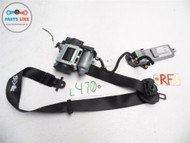 09-12 BMW F01 750I 750 SAFETY SEATBELT SEAT BELT RETRACTOR ASSEMBLY RIGHT FRONT
