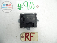 RANGE ROVER EVOQUE  BODY COMFORT DOOR CONTROL MODULE RIGHT FRONT PASSENGER OEM