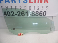11 12 13 14 VW JETTA SE DOOR GLASS WINDOW FRONT RIGHT PASSENGER SEDAN OEM