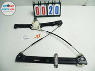 BMW X5 E70 DOOR GLASS WINDOW REGULATOR MOTOR ASSEMBLY RIGHT FRONT OEM