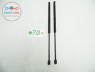 RANGE ROVER SPORT 5.0L SET OF 2 GLASS TRUNK LID SHOCKS SUPPORT LIFT CYLINDER OEM