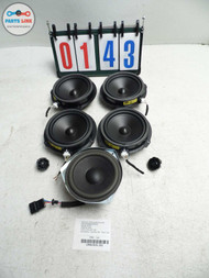LAND ROVER LR2 AWD 7 SPEAKER SET OEM D&M SOUND SYSTEMS BASE NON PREMIUM OEM