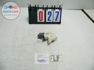 MERCEDES C CLASS W204 C300 FRONT LEFT WINDOW REGULATOR MOTOR OEM