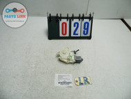 MERCEDES C CLASS W204 C300 REAR LEFT WINDOW REGULATOR MOTOR OEM