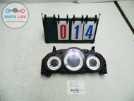 MERCEDES C CLASS W204 C300 SPEEDOMETER INSTRUMENT CLUSTER ASSEMBLY 2K
