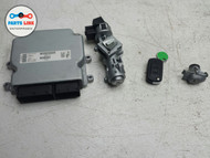 RANGE ROVER SPORT ENGINE COMPUTER ECU KEY LOCK SET IGNITION 4.2L OEM