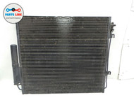 RANGE ROVER SPORT AC A/C AIR CONDITIONING COOLING CONDENSER OEM